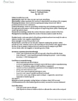 Management and Organizational Studies 1023A/B Study Guide - Final Guide: Gross Margin, Cost Driver, Financial Accounting