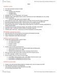 HLSC 1F90 Study Guide - Final Guide: Falling Slowly, Infant Mortality, Environmental Health