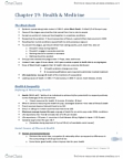 SOCA02H3 Chapter Notes - Chapter 19: Health System, Health Care In Canada, Jeanne Calment