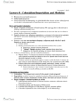 ANT100Y1 Lecture Notes - Lecture 8: Maternal Death, Global Health, Indirect Rule