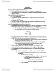 ECO220Y1 Chapter Notes - Chapter 10: Central Limit Theorem, Sampling Distribution, Sample Size Determination