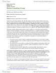 CMN 124 Lecture Notes - Boston Consulting Group, Employee Engagement, Turnitin