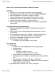 CRIM 300W Lecture Notes - Lecture 3: On Crimes And Punishments, Deterrence Theory, Full Moon