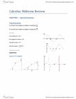 MATH 1200 Study Guide - Midterm Guide: Mnemonics In Trigonometry, Natural Logarithm, Asymptote