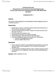 CIVE 4400 Lecture Notes - Environmental Engineering, Due Date