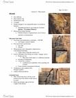 Lecture 3: Mycaneans