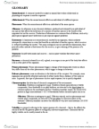 ENVS 1030 Study Guide - Sex Pheromone, Semiochemical, Allomone