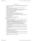 PO225 Lecture Notes - Lecture 2: Elitism