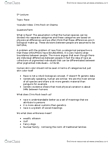 ANT102H5 Lecture Notes - Human Skin Color, Chris Rock, Nuclear Family