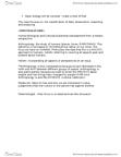 ANT101H5 Lecture Notes - Paleontology, Cultural Relativism, Relativism