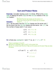 CSCA67H3 Lecture Notes - Product Rule, Sample Space, Bayes Estimator