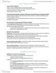 EC238 Study Guide - Final Guide: Total Maximum Daily Load, Biochemical Oxygen Demand, Criteria Air Contaminants