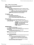 Psychology 1000 - Frontiers and Applications 4th and 3rd Ed. Summary All Chapters (1-17)