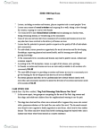EDRD3500 Final: UNIT 1, 2, 3, 4 and Article Summaries