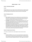 MGAB03H3 Study Guide - Final Guide: Capital Budgeting, Budget, Net Present Value