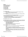 GEO 106 Lecture Notes - Physical Law, Comparative Advantage, Blue-Collar Worker