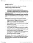SOC 3310 Study Guide - Endangerment, Industrialisation, Herbert Marcuse