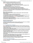 PSYC 3440 Chapter Notes - Chapter 9: Overtraining, Habituation, Exposure Therapy
