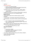 PSYB01H3 Chapter Notes - Chapter 7: Statistical Hypothesis Testing, Analysis Of Variance, Null Hypothesis