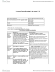 COMM101 Study Guide - Stakeholder Management, Double Taxation, Universal Health Care