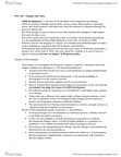 PSY210H5 Chapter Notes - Chapter 1: Behaviorism, Psychodynamics, Theoretical Ecology