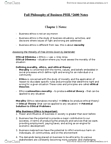 PHIL_2600 Full Textbook Notes