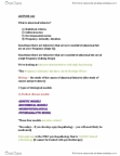 PSY240H1 Study Guide - Final Guide: Rational Emotive Behavior Therapy, Clinical Psychology, Frontal Lobe
