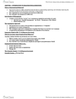 ADM 2336 Chapter Notes - Chapter 1-14: Organizational Commitment, Job Satisfaction, Employee Assistance Program