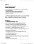 SOC101Y1 Lecture Notes - Georg Simmel, Alexis De Tocqueville, Social Distance
