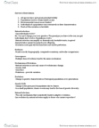 BIOL 1500 Lecture Notes - Biogeography, Gene Flow, Comparative Anatomy