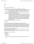 HPS200H1 Lecture Notes - Insite