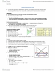 EC120 Lecture Notes - Deadweight Loss, Economic Surplus, Comparative Advantage