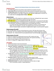 EC120 Lecture Notes - Marginal Revenue, Average Variable Cost, Average Cost
