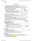 EC120 Lecture Notes - Electric Power Transmission, Natural Monopoly, Demand Curve