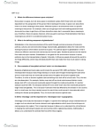 GEOG 1410 Study Guide - Midterm Guide: Chorology, Human Geography, Core Countries