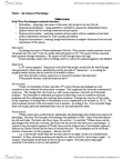 PSYC 100 Chapter Notes -Western Philosophy, Wilhelm Wundt, Empiricism