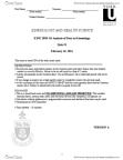 KINE 2050 Study Guide - Quiz Guide: Multimodal Distribution, Standard Deviation, Pencil