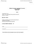 ECON 2G03 Study Guide - Midterm Guide: Marginal Revenue, Pencil, Production Function