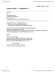 Phil-XX1 - Study Guide 3 - Chapters 6-7