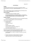 SOCI 2P95 Lecture Notes - School Discipline, Social Class, Ridicule