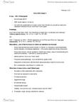 SOCI 2P95 Lecture Notes - Hegemonic Masculinity, Einat, Nonverbal Communication