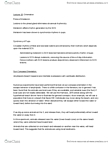PSY397H1 Lecture Notes - Lecture 10: Talitridae, Circadian Rhythm, Circadian Clock
