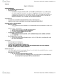 PSYCH 2H03 Lecture Notes - Negative Priming, Mental Chronometry, Parietal Lobe