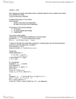 STA457H1 Lecture Notes - Time Series, Independent And Identically Distributed Random Variables