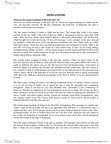 RLG204H5 Study Guide - Final Guide: Imamate, Ibn Ishaq, Femicide