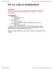 CAS PO 111 Study Guide - Midterm Guide: Evaporation, Market Failure, Toxic Asset