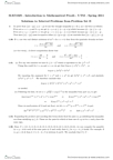 MAT102H5 Study Guide - Final Guide: Jyj, Joule