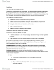 POL 101W Chapter Notes -Limited Government, Legislature, Constitutionalism