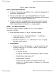 PHL246H1 Study Guide - Midterm Guide: Logical Consequence, Validity, Circular Reasoning