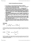 CHE 118A Lecture Notes - Ion, Nitrosylation, Lone Pair